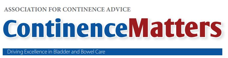 Children's Continence Commissioning Guide featured in the Association for Continence Advice (ACA) newsletter